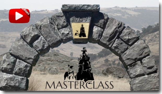 Masterclass sheepdog training videos how to keystone content