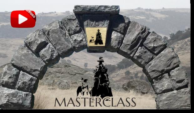 Masterclass sheepdog training videos how to keystone content